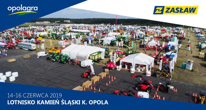 Wystawa rolnicza - Opolagra