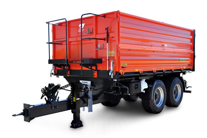 D-762-12K</br>(12 ton 4,5m dł. skrzyni)